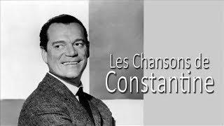 Les Chansons de Eddie Constantine