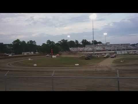34 Raceway - Heat Race - 8/4/18