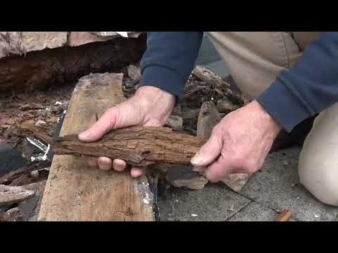 Opening up an historic timber frame - many problems..