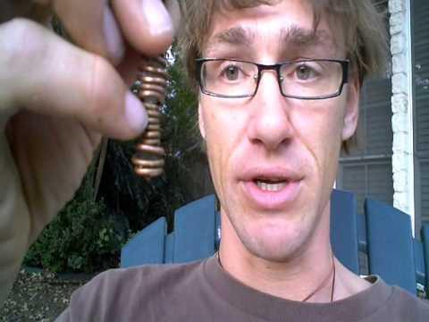 Vortex Generator with Rose Quartz - Technology by Dr. Mike Castle