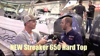 Launched   Streaker 650HT with 250 Yamaha 4-stroke