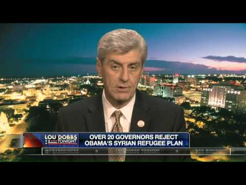 Gov. Phil Bryant On Obama's Syrian Refugee Plan