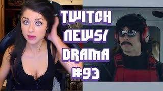 "Twitch Drama/News #93 (Badbunny ""non subs are leeches"", Drdisrespect COD, Gross Gore Rages Podcast)"