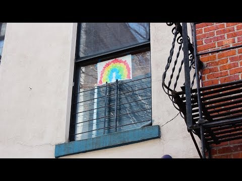 Mapping Rainbows with Google My Maps