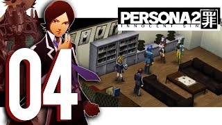 PERSONA 2: INNOCENT SIN - The Ambitious Reporter - episode 04
