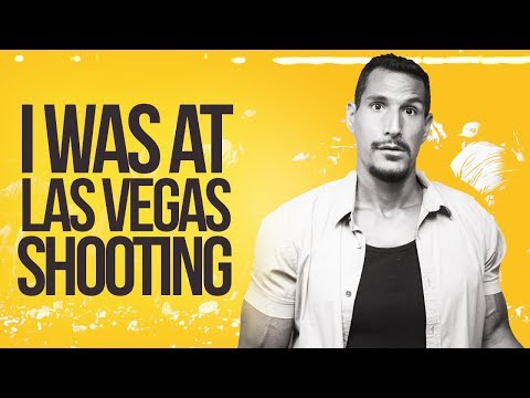 I Was In The Middle Of Las Vegas Shooting! (My Experience)