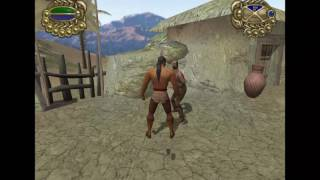 The Scorpion King: Rise of the Akkadian Gameplay part 1