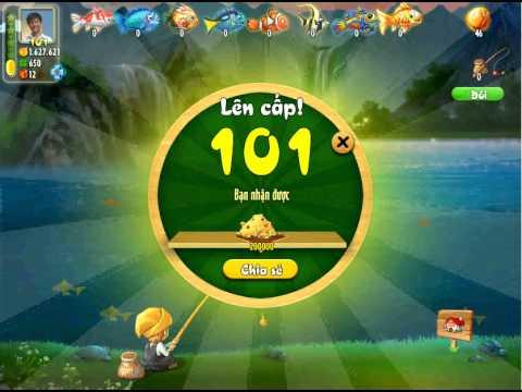 Hiệu ứng lên cấp 101 của trò chơi Khu Vườn Trên Mây do Zing Me (VNG) phát hành.