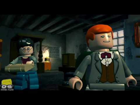 Dougie Plays: LEGO Harry Potter Years 1-4 (Part 4)!!! (PS4) - HTG