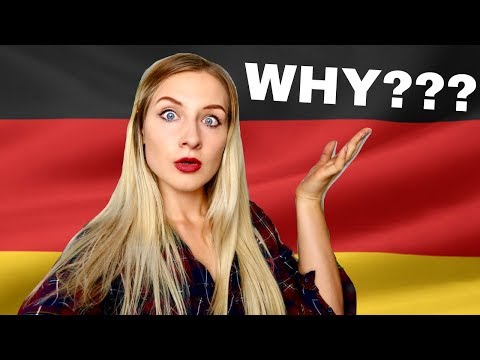 THE HARDEST THINGS ABOUT LEARNING GERMAN