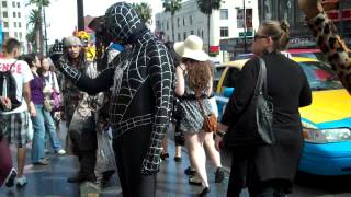 Hollywood Characters March 2012 #4