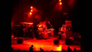 """""""ゆらゆら帝国 Tour 2001"""" at 日比谷野外音楽堂 on 20.May,2001."""