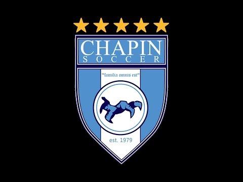 Chapin Boys Varsity Soccer Vs AC Flora