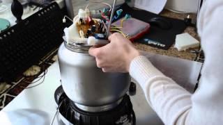 Ремонт термопота (електричного чайника)