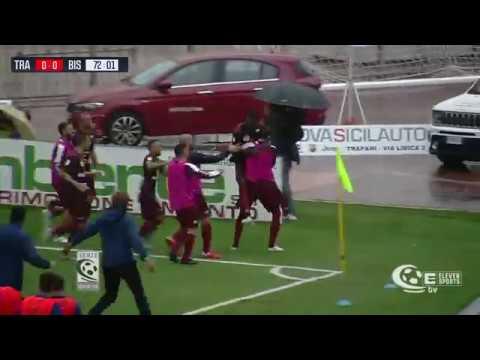 Trapani-Bisceglie 1-0
