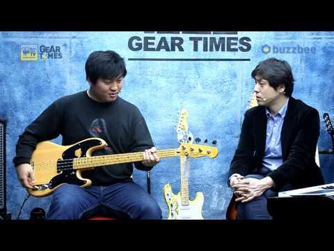 Squier 베이스 Classic Vibe Precision Bass 50s