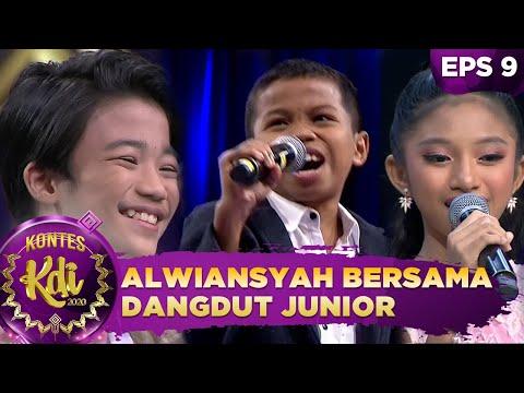 ASOY!!! TATATA Alwiansyah Bersama Afan dan Purnama - Kontes KDI 2020 (28/9) indir