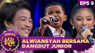 ASOY!!! TATATA Alwiansyah Bersama Afan dan Purnama - Kontes KDI 2020 (28/9)