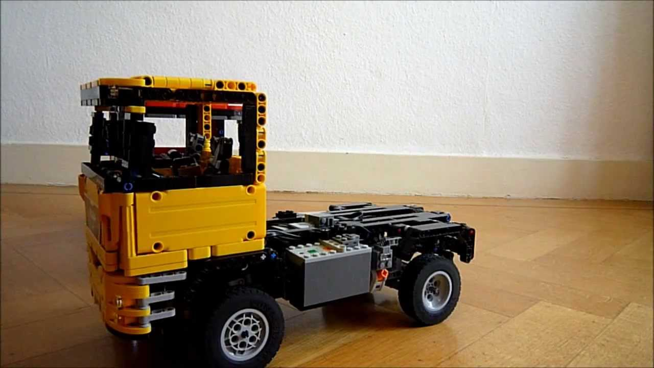 lego man tgx 4x4 and 8x4 youtube. Black Bedroom Furniture Sets. Home Design Ideas