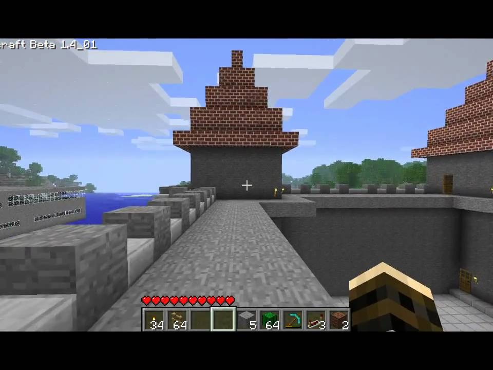 Geliefde Minecraft Kasteel Maken WQ37 | Belbin.Info #HL98