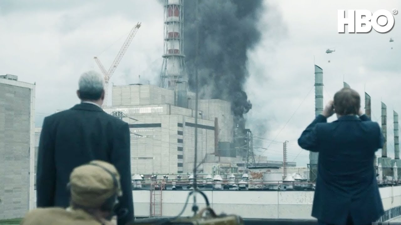 Chernobyl 2019 Official Trailer Hbo Youtube