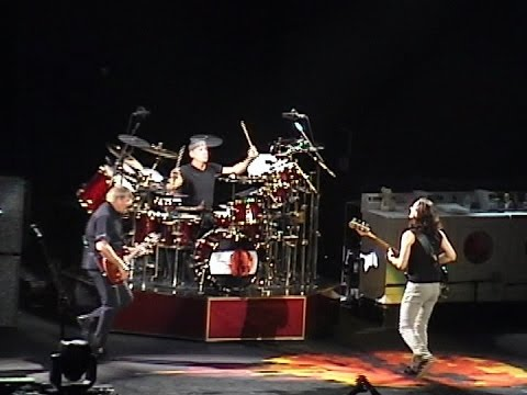 RUSH - Live at the Philips Arena in Atlanta (part 2/2) - 2002/10/13 - Vapor Trails Tour