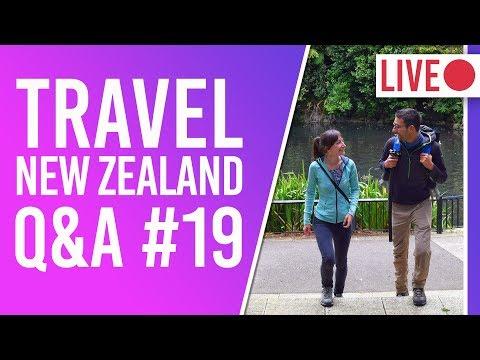 New Zealand Travel Questions - Job Agencies In NZ + New Zealand Multi-Day Walks + 4x4 For NZ?