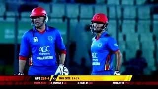 Bangladesh vs Afghanistan 1st ODI 2016 Full Highlights
