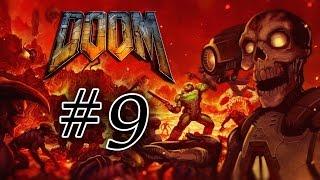 Прохождение Doom 9 Назад на Марс