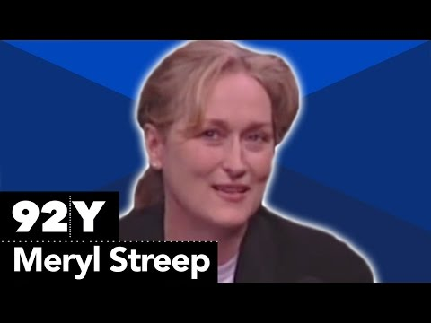 Meryl Streep Talks About Preparing For Carrie Fisher's Character In Postcards From The Edge