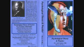 Manly P. Hall - Cause & Effect in Mental Process