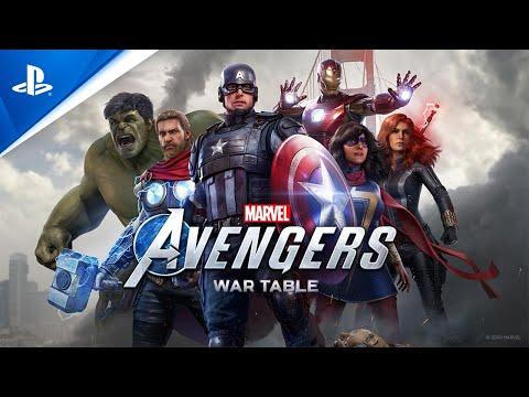 Marvel's Avengers - War Table 2  con subtítulos en ESPAÑOL | PlayStation España