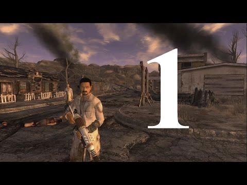 Fallout New Vegas Builds - The Scientist [Part 1]