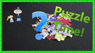 SOFIA THE FIRST  Jigsaw Puzzle ~ Let's do a Jigsaw Puzzle! ~ Children's Puzzles