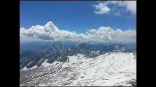"""Wanderung zur Zugspitze """"Gatterl Tour"""" 22.06.2014"""