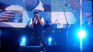 Luis Enrique - Y pensar /LatinoAmericando 2012/