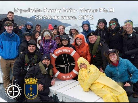 Puerto Edén: Expedición al Glaciar Pío XI