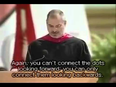 Steve Jobs - Three Stories of My Life