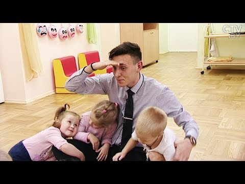 Почему молодой и креативный парень Ярослав Ковалёв выбрал профессию воспитателя?