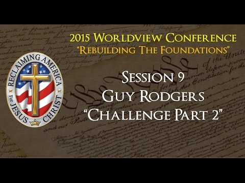 """Guy Rodgers Session 9 """"Challenge Part 2"""""""