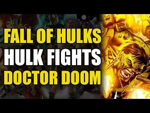 Cosmic Hulk (Fall of The Hulks Vol 1: Cosmic Hulk)