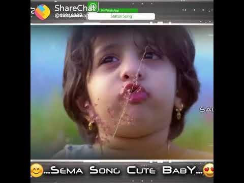 Sandhana Katre Baby Voice....