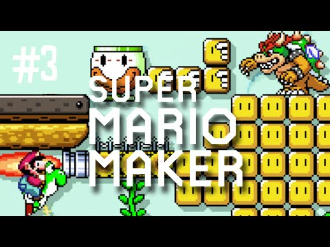 SILLY STAMPY - MARIO MAKER (EP.3)