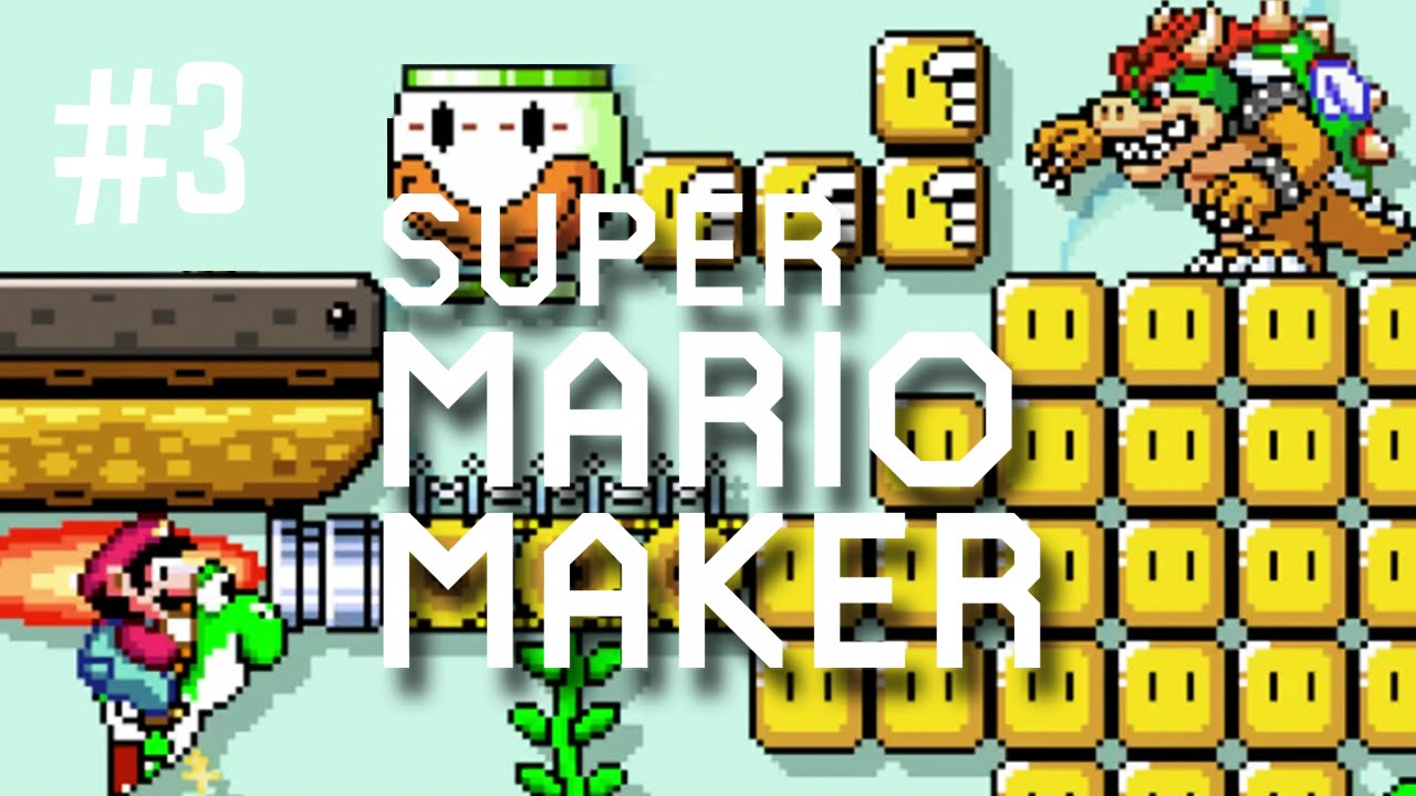 Stampy And Sqaishey Mario Maker : SILLY STAMPY - MARIO MAKER (EP.3) - YouTube