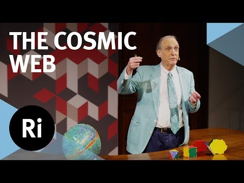 The Mysterious Architecture of the Universe - with J Richard