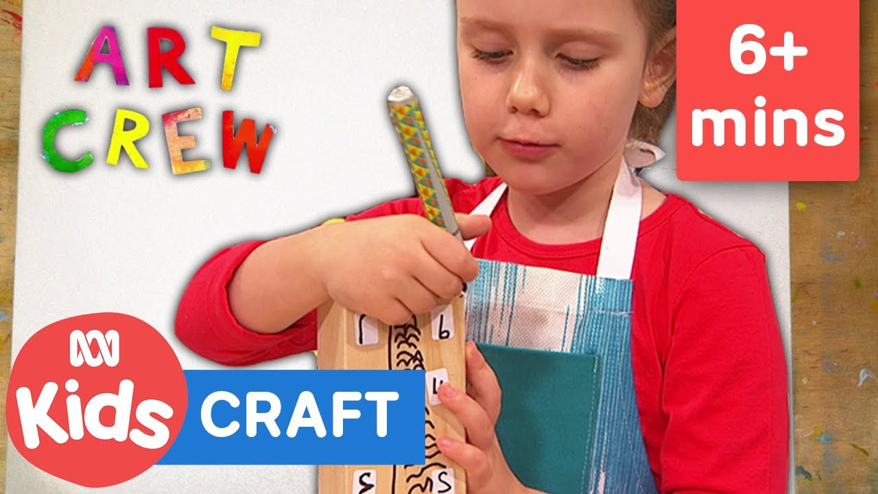 Building Cities Out Of Blocks For Kids +6 minutes | Play School Art Crew | ABC Kids