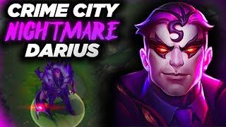 NEW SKIN?! - CRIME CITY NIGHTMARE DARIUS - SKIN REVIEW