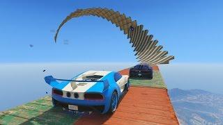 SALTO PERFECTO!! GANAREMOS?! - CARRERA GTA V ONLINE - GTA 5 ONLINE