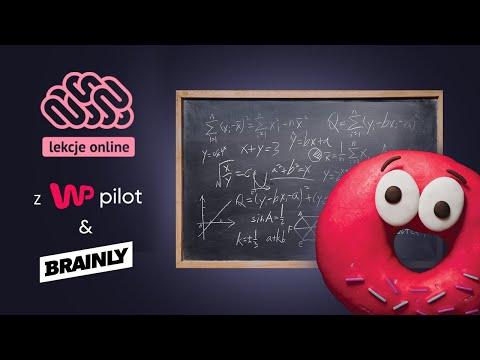 Lekcje online z WP Pilot i Brainly