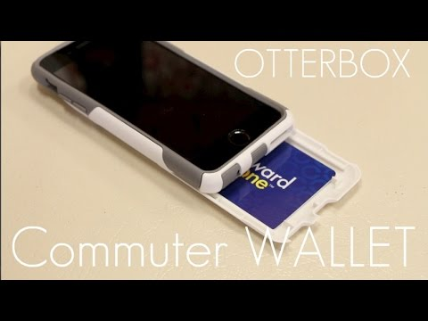 premium selection 5d877 7bfda Case/Wallet Combo! - Otterbox Commuter Wallet Case - iPhone 6 - In-depth  Review